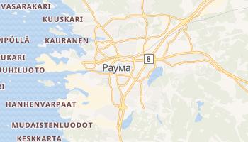 Раума - детальная карта