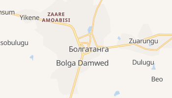 Болгатанге - детальная карта