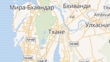 Таня - детальная карта