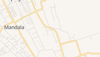 Мерауке - детальная карта