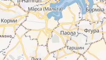 Паола - детальная карта