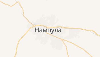 Нампула - детальная карта