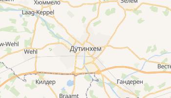 Дутинхем - детальная карта