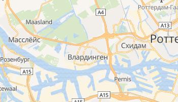 Влардинген - детальная карта