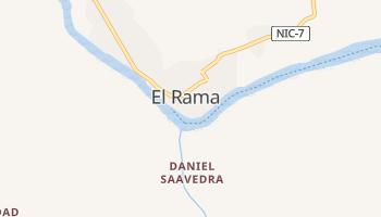 Рама - детальная карта