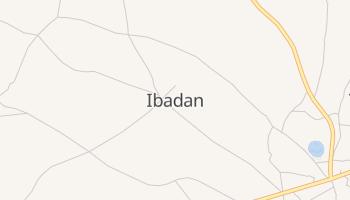 Ибадан - детальная карта