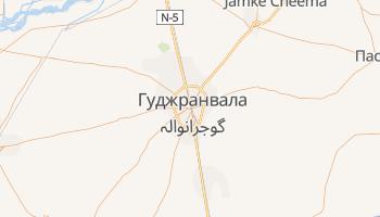 Гайранвала - детальная карта