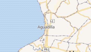 Агуадилья - детальная карта