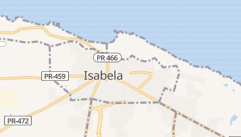 Исабела - детальная карта
