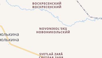 Дмитров - детальная карта