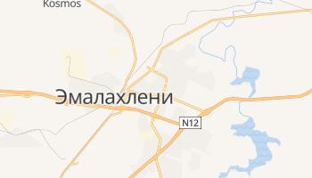 Эмалахлени - детальная карта
