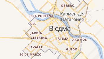 Ресістенсія - детальна мапа