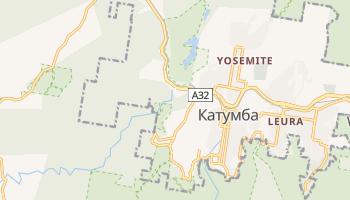 Катумба - детальна мапа