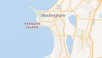 Рокінгем - детальна мапа