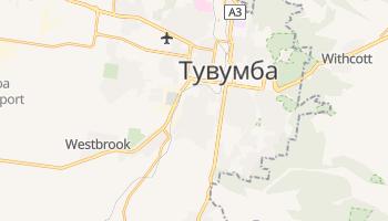 Тувумба - детальна мапа