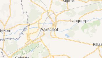 Арсхот - детальна мапа