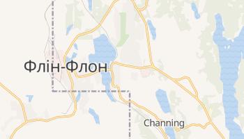 Флін-Флон - детальна мапа