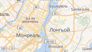 Лонгьой - детальна мапа