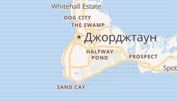 Джорджтаун (KY) - детальна мапа