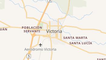 Вікторія - детальна мапа