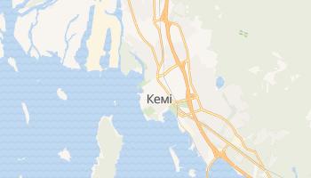 Кемі - детальна мапа