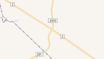 Коувола - детальна мапа