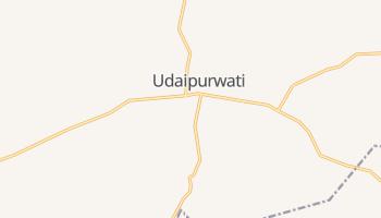 Удайпур - детальна мапа