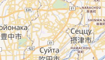 Суйта - детальна мапа