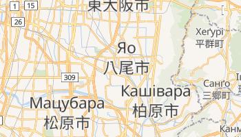 Яо - детальна мапа