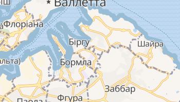 Бормла - детальна мапа