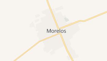Морелос - детальна мапа