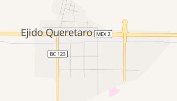 Керетаро - детальна мапа