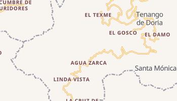 Сальтільйо - детальна мапа