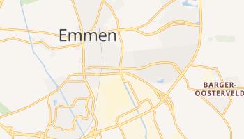 Еммен - детальна мапа