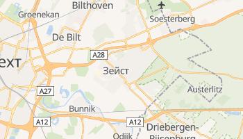 Зейст - детальна мапа