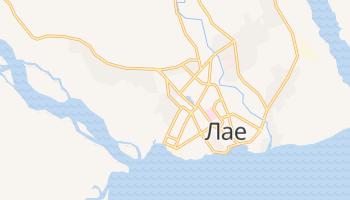 Лае - детальна мапа