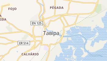 Тавіра - детальна мапа