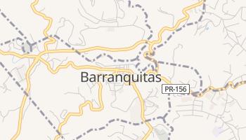 Барранкітас - детальна мапа