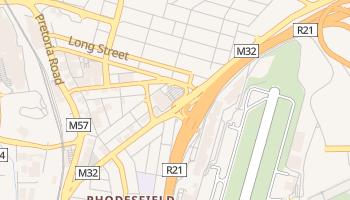 Кемптон-Парк - детальна мапа
