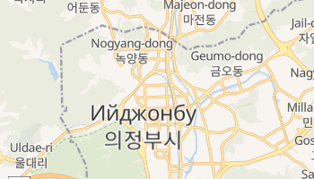 Ийджонбу - детальна мапа