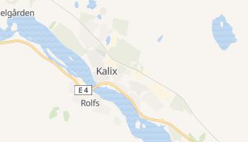 Калікс - детальна мапа