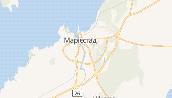 Марієстад - детальна мапа