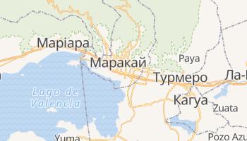 Маракай - детальна мапа
