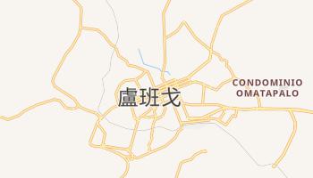 盧班戈 - 在线地图