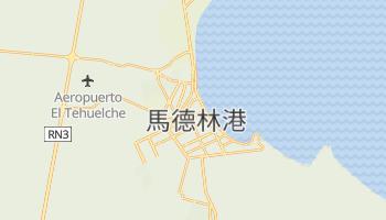 馬德林港 - 在线地图