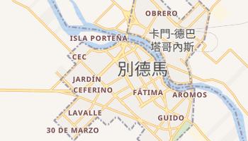 雷西斯滕西亚 - 在线地图