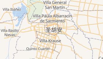 圣胡安 - 在线地图