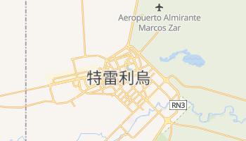 特雷利烏 - 在线地图