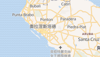 奥拉涅 - 在线地图