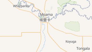 埃楚卡 - 在线地图